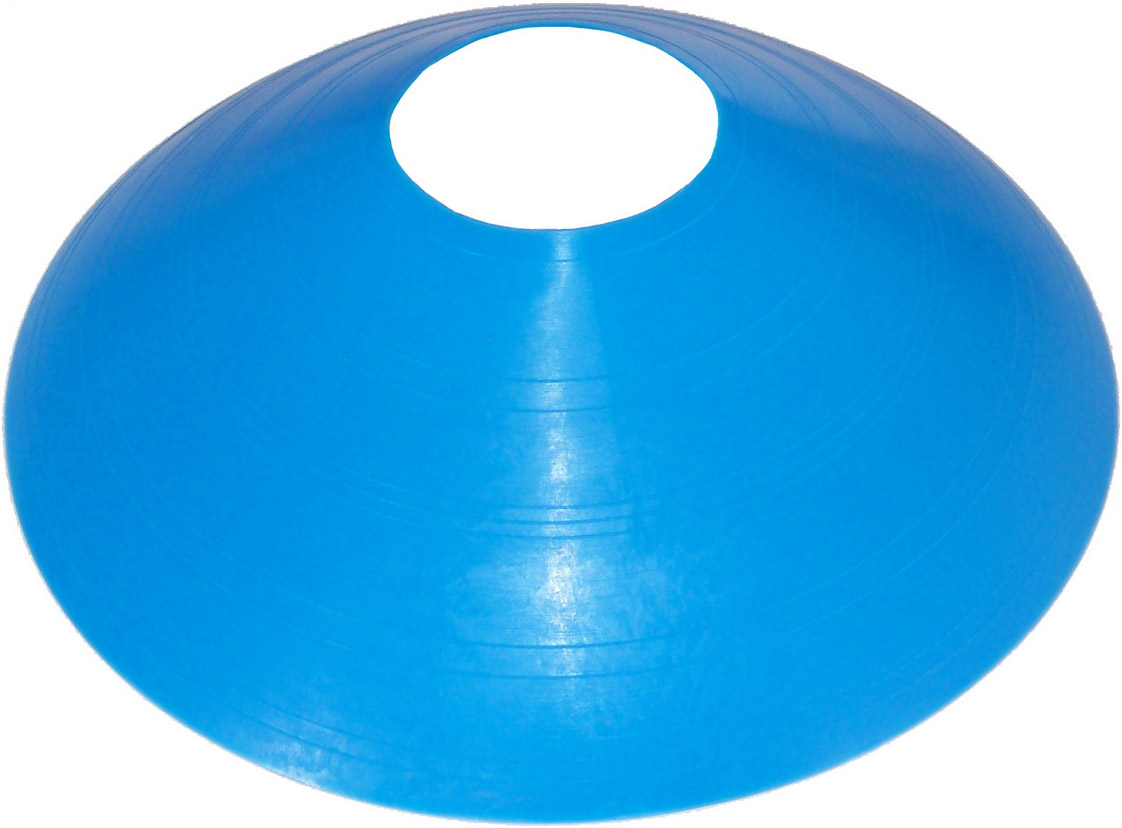 Disc football soccer training cone TC001